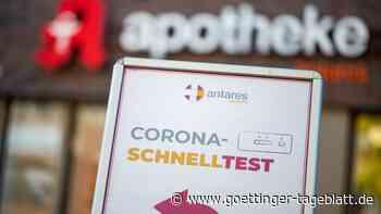 Bund gab bisher 5,3Milliarden Euro für Corona-Tests aus