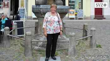 Stadtführerin in Perleberg: Isa Philipp hat den Blick von außen auf Perleberg | svz.de - svz – Schweriner Volkszeitung