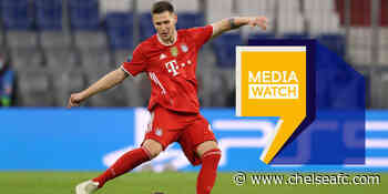 Media Watch: Sule transfer stance revealed and John Terry offers a glimpse into his home | Official Site - Chelsea FC