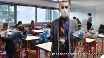 Tamponi salivari nelle scuole: primi test a Udine, Pordenone e Tolmezzo - Il Messaggero Veneto