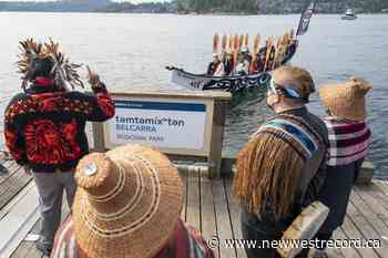 Metro Vancouver park renamed to reflect Indigenous history - The Record (New Westminster)