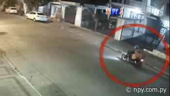 Lambaré: Capturan a sospechosos de robar a un delivery | Noticias Paraguay - NPY