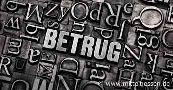 Betrüger erbeuten in Marburg-Biedenkopf 16 000 Euro - Mittelhessen