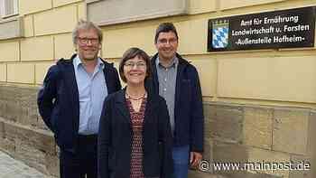 AELF: Außenstelle in Hofheim wird zukünftig zum zentralen Ort - Main-Post