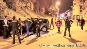Klingelstreich in Sinsheim-Steinsfurt löst Massenschlägerei unter Nachbarn aus