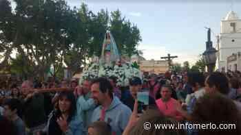 Villa de Merlo celebra el día de la Virgen del Rosario - Infomerlo.com