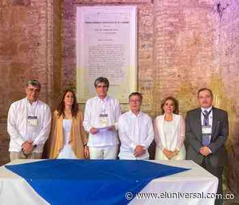 Presidentes de las Cortes firman declaración en Villa del Rosario - El Universal - Colombia