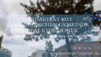 Halle gedenkt der Opfer des Synagogen-Anschlags vor zwei Jahren