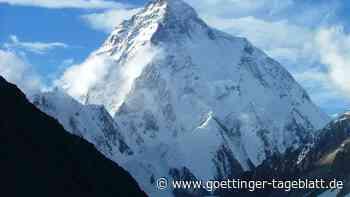 Bergsteiger ohne Beine besteigt Achttausender im Himalaya