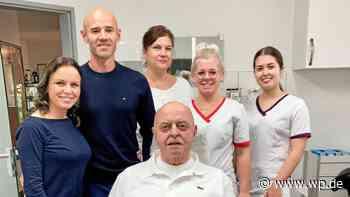 Berleburg: Zahnarzt Peter Schlösser hat Nachfolger gefunden - Westfalenpost