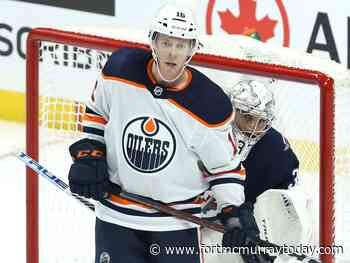 NHL video: Likely last Edmonton Oilers chance for Tyler Benson - Fort McMurray Today