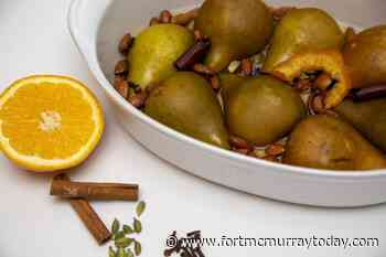 Fare With A Flair: Spiced baked pears sweet Thanksgiving treat - Fort McMurray Today