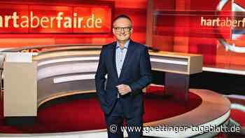 """""""Hart aber fair"""": Thema und Gäste am 11. Oktober"""