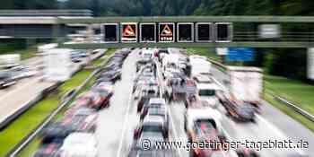Viele Staus auf den Autobahnen in Niedersachsen