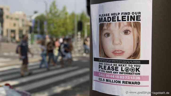 """Fall Maddie McCann: Staatsanwalt """"zu 100Prozent sicher"""", dass mordverdächtiger Deutscher schuldig ist"""