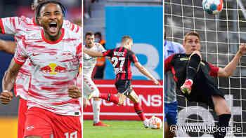 Hoppla Hertha! BVB trotz Haaland nicht top: Wie effizient treffen die Bundesliga-Klubs?