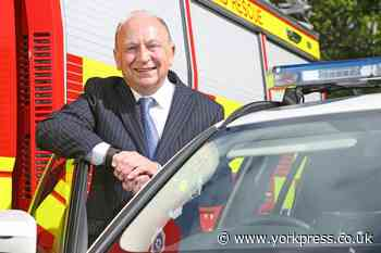 Meeting over North Yorkshire police boss Philip Allott's comments   York Press - York Press