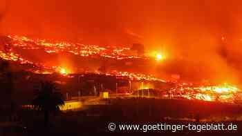 Neuer Lavastrom auf La Palma sorgt für weitere Zerstörungen