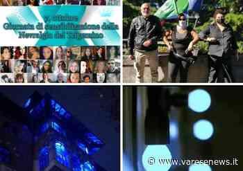 Samarate si illumina in occasione della giornata della nevralgia del trigemino - Varesenews