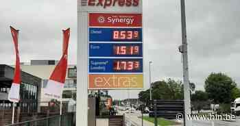 Recordprijs voor diesel? In Beernem doen ze er nog stevige schep bovenop - Het Laatste Nieuws