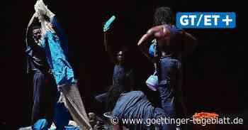 Gastspiel im Deutschen Theater Göttingen: Getanztes Leben am Tschadsee