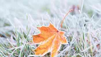 Wetter in Aschaffenburg heute: So frostig wird es am Samstag - news.de