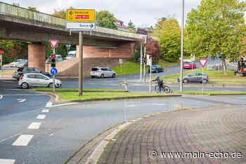 Künftig klare Wege für Radler in Aschaffenburg - Main-Echo