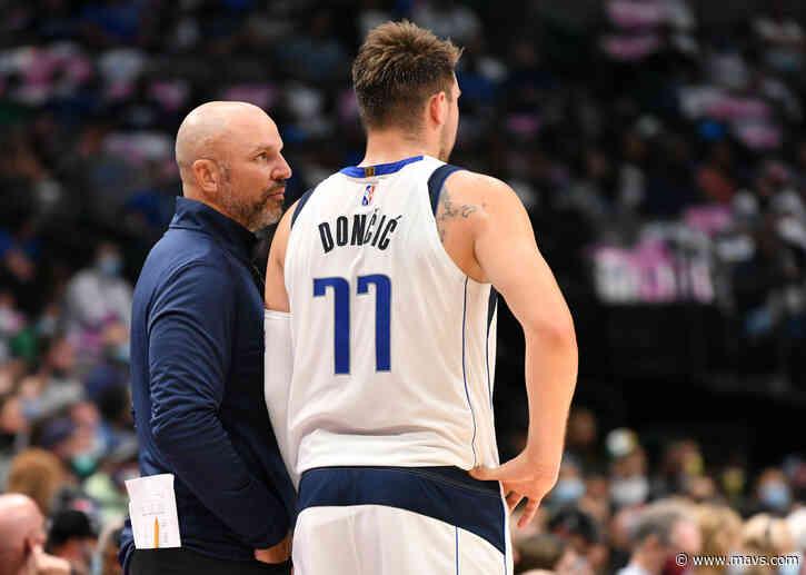Maverick briefs: Kidd clarifies the 3-point shooting
