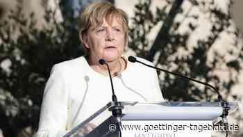 Abschiedstreffen: Kanzlerin Merkel besucht Israel