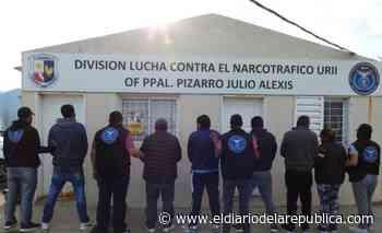 Cárcel para una banda narco que operaba en Villa Mercedes - El Diario de la República