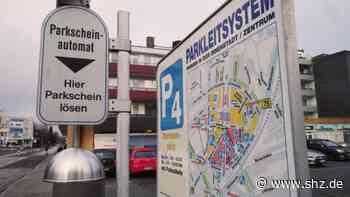 Neue Verordnung: Ahrensburg erhöht Parkgebühren und führt das Handyparken ein   shz.de - shz.de