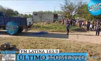 Tragedia en Villa Mercedes: una mujer murió atropellada al caer de un camión - El Diario de la República