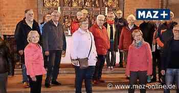 Offene Kirche Pritzwalk: Mehr als 500 Besucher im Jahr 2021 - Märkische Allgemeine Zeitung