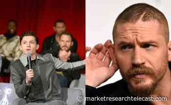 Tom Hardy and Tom Holland have already worked together on a very little-known movie - Market Research Telecast