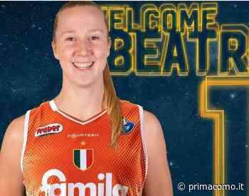 Basket femminile per Beatrice Del Pero esordio vincente con Schio in Eurolega - Prima Como