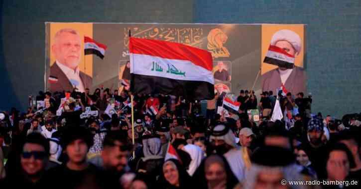 Großes Sicherheitsaufgebot bei Parlamentswahl im Irak