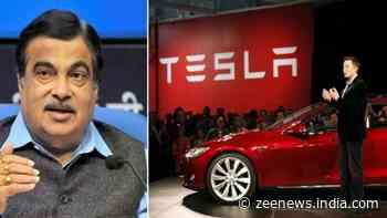 Nitin Gadkari wants Tesla to manufacture cars in India, warns against China-made cars