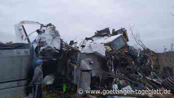 Flugzeug in Russland abgestürzt: Mindestens elf Tote und mehrere Schwerverletzte