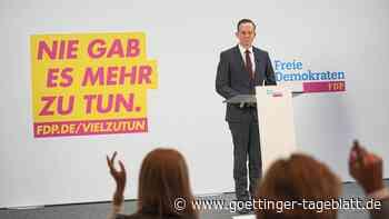 """Liveblog: FDP bekräftigt: """"keine Steuererhöhungen und kein Aufweichen der Schuldenbremse"""""""