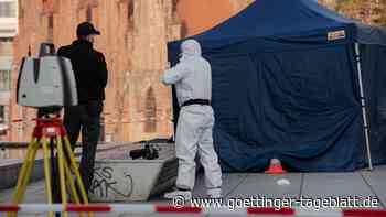 Leiche am Berliner Alexanderplatz: Tatverdächtiger sitzt in Untersuchungshaft