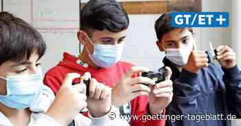 So überwinden Siebtklässler an der IGS Roderbruch die Distanz aus der Pandemie-Zeit