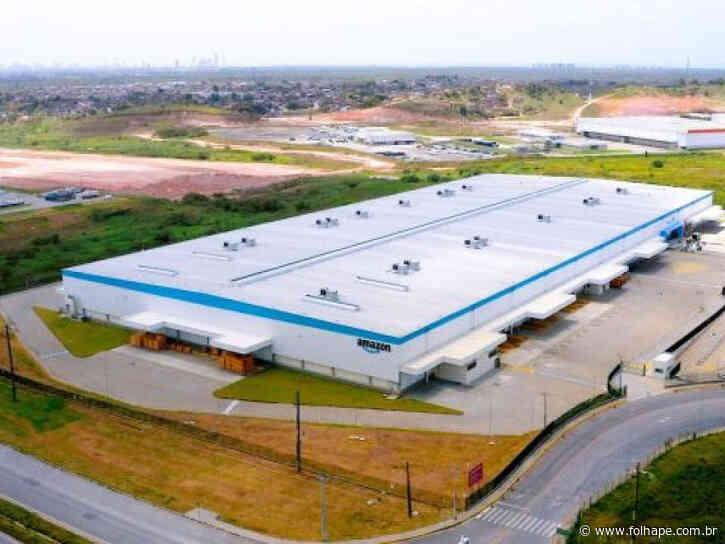 Amazon inaugura Centro de Distribuição no Cabo de Santo Agostinho - Folha de Pernambuco