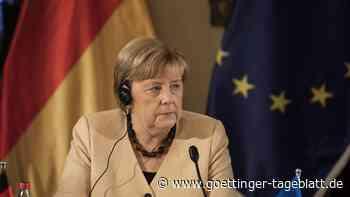 """Merkel weist auf Verantwortung für Israel hin - Drohungen aus dem Iran """"sehr ernst nehmen"""""""
