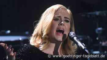 """Adele veröffentlicht Ausschnitt aus Comeback-Single """"Easy On Me"""""""