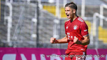 "Nemanja Motika mit Kampfansage an FCB-Stars: ""Kann mich mit Sané und Coman messen"""