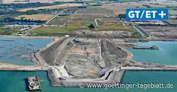 Milliardenprojekt Fehmarnbelttunnel: Ein Besuch auf der Mega-Baustelle in Dänemark