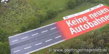 Gegen die Verlängerung von Autobahnen: Hunderte demonstrieren in Niedersachsen