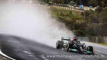Formel 1: Bottas siegt beim Regen-Rennen – Hamilton verpasst trotz Aufholjagd Podium
