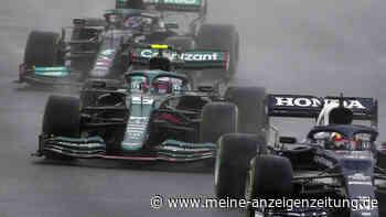 """""""Wie dumm sind die bei Aston Martin, bitte?"""":  Fans nach Vettel-Reifenwechsel stinksauer"""