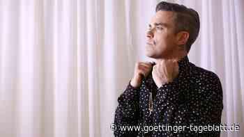 Robbie Williams macht Werbung für Megakonzert in München – auf Deutsch